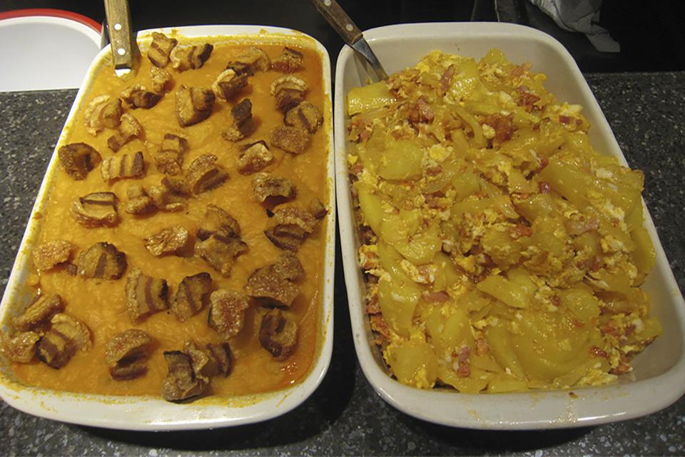 Pote Navero y Patatas Desas